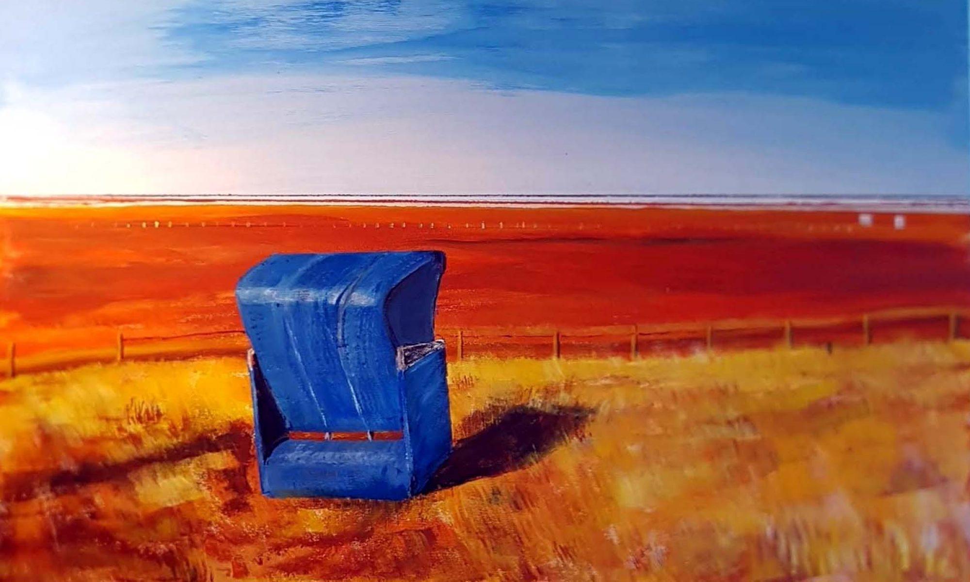 Kunstmaler Werner Geer